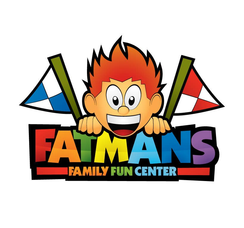 Penyertaan Peraduan #39 untuk Family Entertainment Center Logo and Mascot Contest