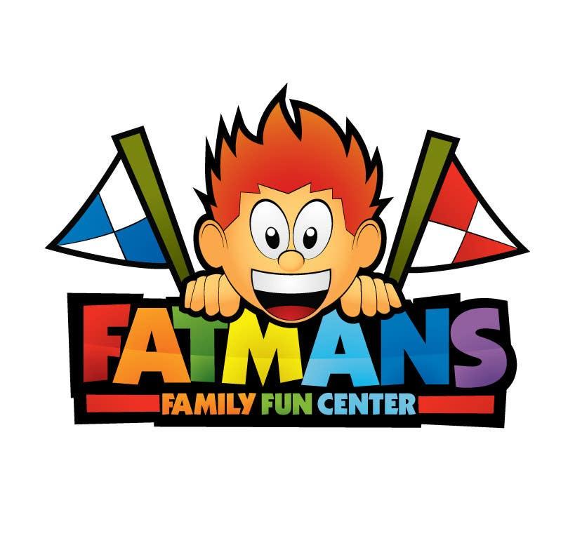 Penyertaan Peraduan #39 untuk Family Entertainment Center Logo and Mascot Contest