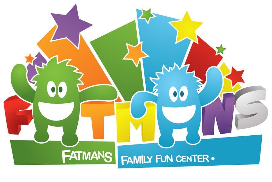 Penyertaan Peraduan #51 untuk Family Entertainment Center Logo and Mascot Contest