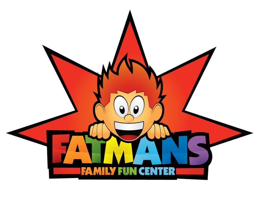 Penyertaan Peraduan #52 untuk Family Entertainment Center Logo and Mascot Contest