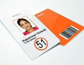 """#70 untuk Simple design of a student """"card"""" oleh shubhamgadilkar"""