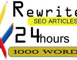 #7 untuk Design a Logo for my writing gig oleh Laketech0294