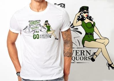 ezaz09 tarafından Design a T-Shirt for GO Tavern için no 6