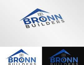 #302 untuk Design a Logo for Bronn Builders oleh hics