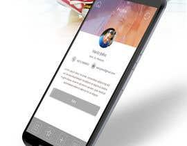 vimalanandthomas tarafından Design an App Mockup for Bash.my için no 9