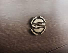 #29 for Design a Logo for 'Pedalit' - Cycling Apparel by adilansari11