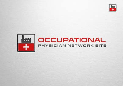 ChKamran tarafından Design logo for occupational physician network için no 41