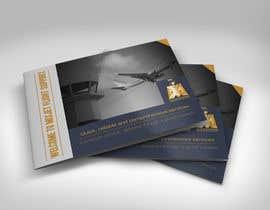 #12 untuk Design a Brochure for aviation service company oleh stylishwork