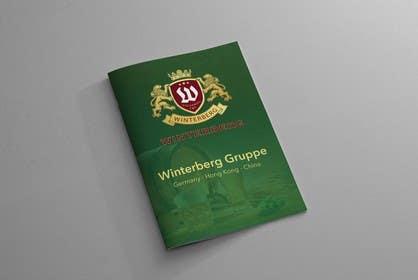 #20 untuk Design a Brochure for a Beer Brand oleh gmorya