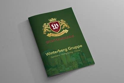 #22 untuk Design a Brochure for a Beer Brand oleh gmorya