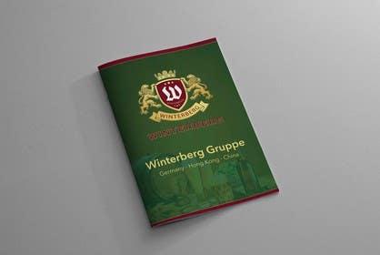 #29 untuk Design a Brochure for a Beer Brand oleh gmorya