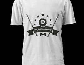 #20 untuk Pool Team T-Shirt Design oleh rajupalli