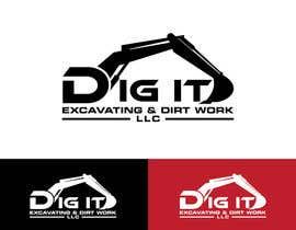 #52 untuk Design a Logo for DIG IT Excavating and Dirt Work oleh charlleneperez20