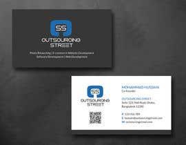 #14 untuk Design a Logo & Business Card for Outsourcing Street oleh SarahDar
