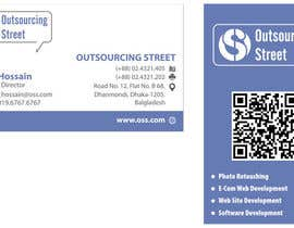 #18 untuk Design a Logo & Business Card for Outsourcing Street oleh shobhit98sl