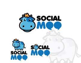 Bebolum tarafından Design a Logo for social media business için no 110