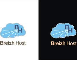 #12 untuk Logo pour une entreprise d'hébergement web bretonne oleh bv77