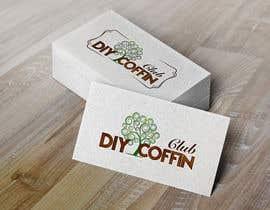 #61 untuk DIY Coffin Club Logo oleh cristinaa14