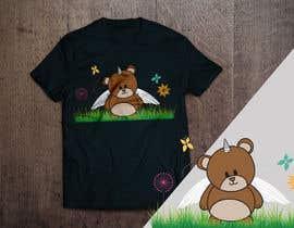 #55 for Cartoon Character T-Shirt Design by aandrienov