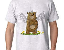kvinay84 tarafından Cartoon Character T-Shirt Design için no 52