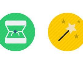 #9 untuk Design some Icons oleh zzzabc