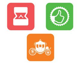 #6 untuk Design some Icons oleh Tjdezine