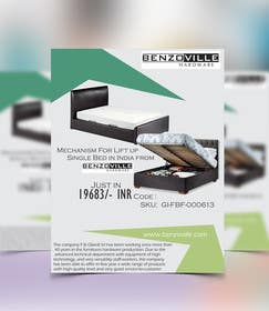 #7 untuk Design a Flyer for Bed Fittings oleh rjsoni1992