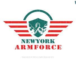 n24 tarafından Arm Wrestling Team Logo için no 37