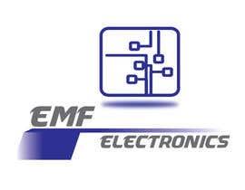 alphaalyshah tarafından Design a Logo for EMF Electronics için no 26