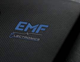 aniktheda tarafından Design a Logo for EMF Electronics için no 77