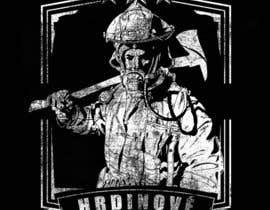 #23 untuk Navrhnout tričko for  FireFashion (firefighter theme) oleh blackhordes