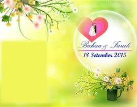 glad121 tarafından Design a Logo for Wedding Card/FB event (2 Names logo) için no 6