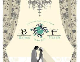 #18 untuk Design a Logo for Wedding Card/FB event (2 Names logo) oleh yamzdesignz