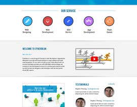 #15 for Design a Website Mockup by helixnebula2010