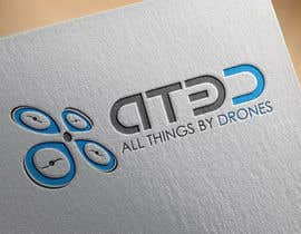 #42 untuk Design a Logo for Drone/Multi-Rotor copter website oleh Alluvion