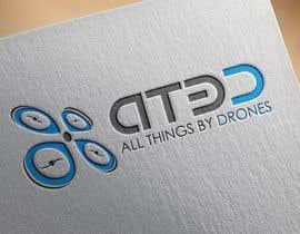 Alluvion tarafından Design a Logo for Drone/Multi-Rotor copter website için no 42