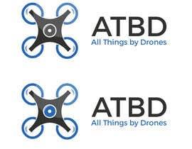 #46 untuk Design a Logo for Drone/Multi-Rotor copter website oleh hics
