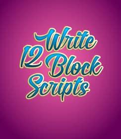#5 untuk Write12BlockScripts oleh mariusadrianrusu