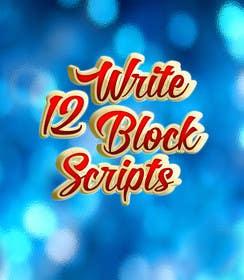 #12 untuk Write12BlockScripts oleh mariusadrianrusu