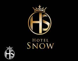 xalimorganx tarafından Design a Logo for Hotel Snow için no 38
