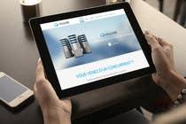 Graphic Design Entri Peraduan #5 for Concevez une maquette de site Web