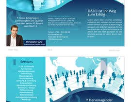 #23 cho CREATIVE DESIGN of brochure for DALO bởi pris