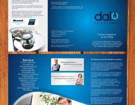 nº 19 pour CREATIVE DESIGN of brochure for DALO par barinix