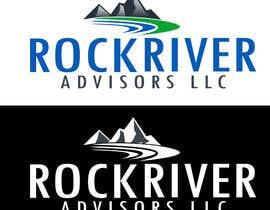Nro 53 kilpailuun Design a Logo for Rock River Advisors LLC käyttäjältä aryamaity