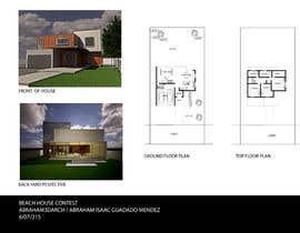 #30 untuk BEACH HOUSE DESIGN oleh Abraham3darch