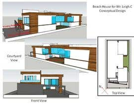 #24 untuk BEACH HOUSE DESIGN oleh reshmineeraj