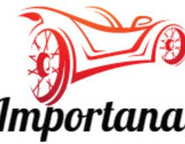 jerinkm tarafından Design a Logo for Importana - PAY NEGOTIATED AFTER REVIEWING WORK -- 2 için no 2