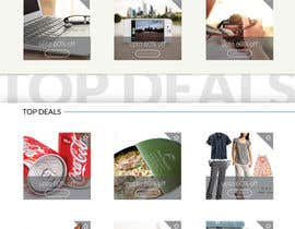 Creativeapes1 tarafından Design a Website Mockup for a Promo/Discount Site için no 11