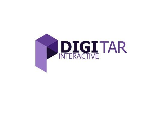 #102 for Design a Logo for Digitar Interactive by clarah56