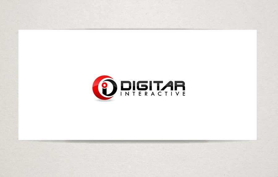 #137 for Design a Logo for Digitar Interactive by skrDesign21